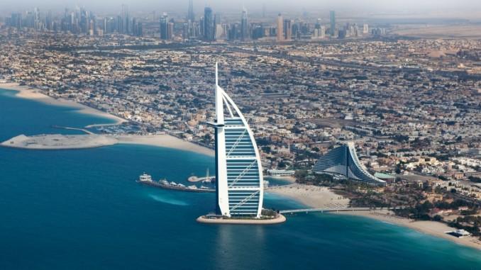 Burj Al Arab Ist Das Sieben Sterne Hotel In Dubai