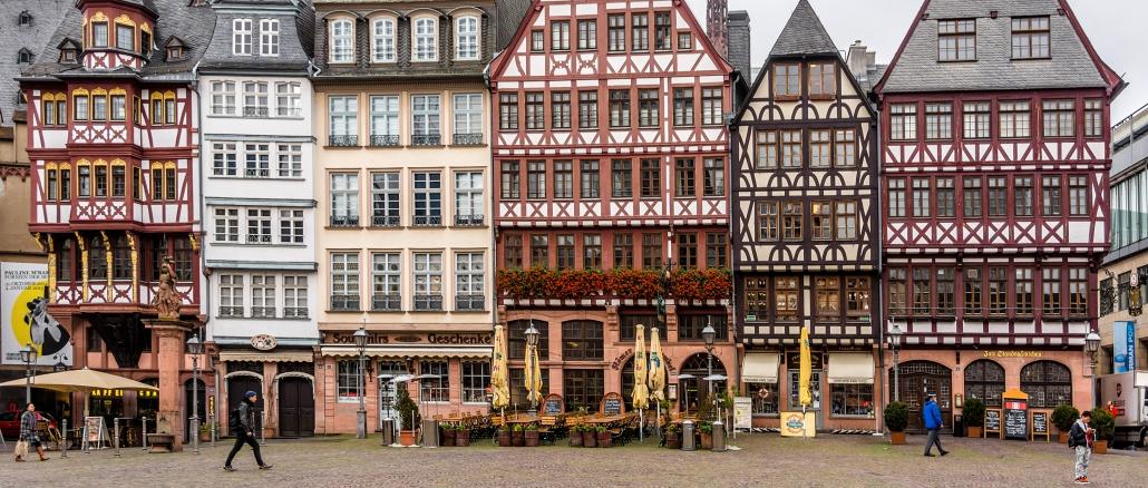 Frankfurt am Main Sehenswürdigkeiten mit Top 10 Liste