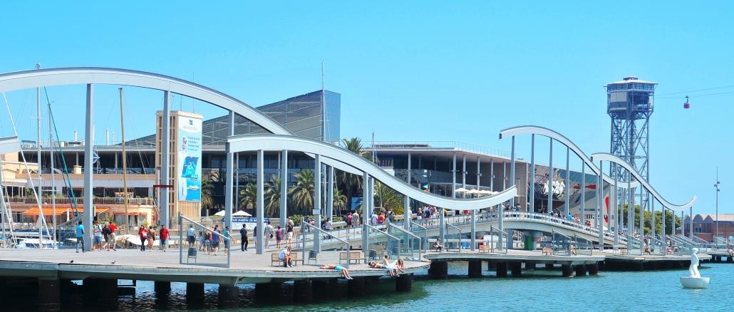 Barcelona sehensw rdigkeiten mit top 10 liste for Aquarium de barcelona