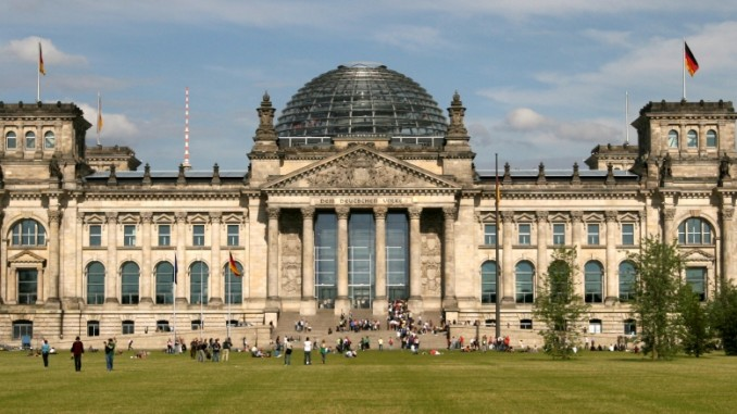 Bundestag Tour Berlin