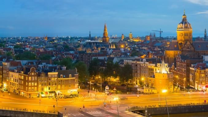 amsterdam-skyline