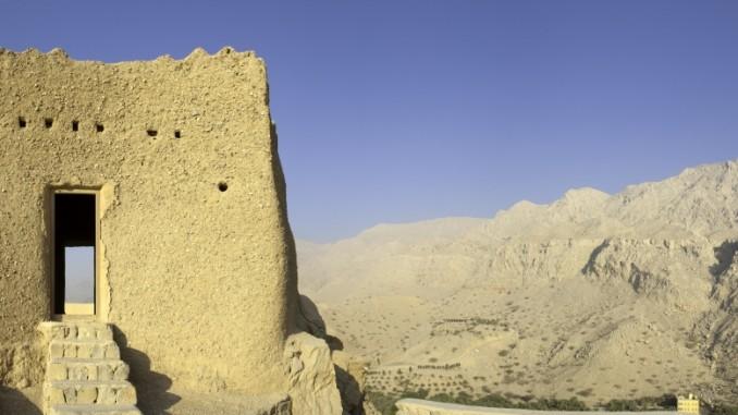 dhayah-fort