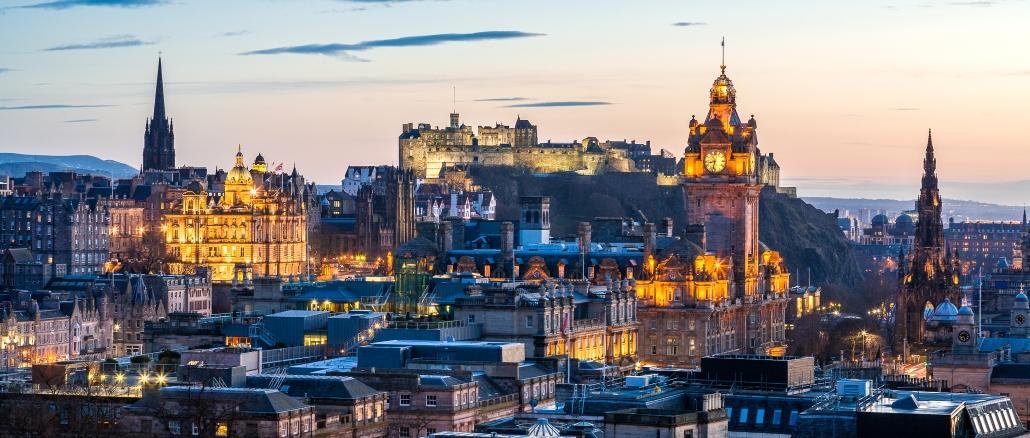 Edinburgh Sehenswürdigkeiten mit Top 10 Liste